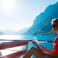 Schweiz - Tour: Eine Sommergeschichte aus der der Ferienregion Heidiland
