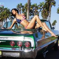 1964 Chevy Impala Cabriolet Lowrider