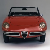 Mythos Alfa Romeo Spider
