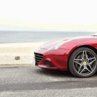 Kalifornische Träume auf Sylt: Unterwegs im Ferrari California T