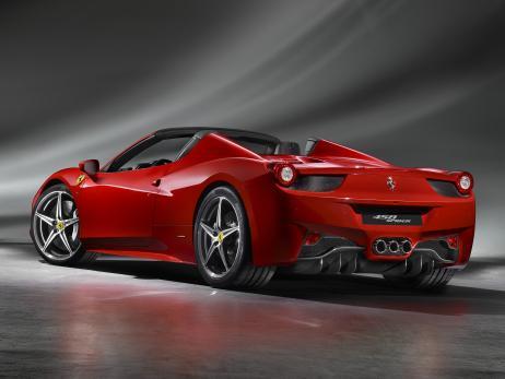 Neuheit Ferrari 458 Spider Mit Versenkbarem Hardtop Dacabrio Cabrio Roadster Magazin