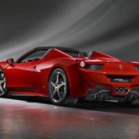 Neuheit: Ferrari 458 Spider mit versenkbarem Hardtop
