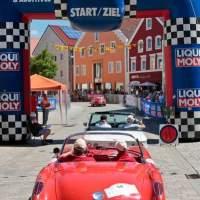 Donau Classic: Automobilträume aus sieben Jahrzehnten