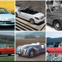 Die Geschichte der Peugeot Cabriolets
