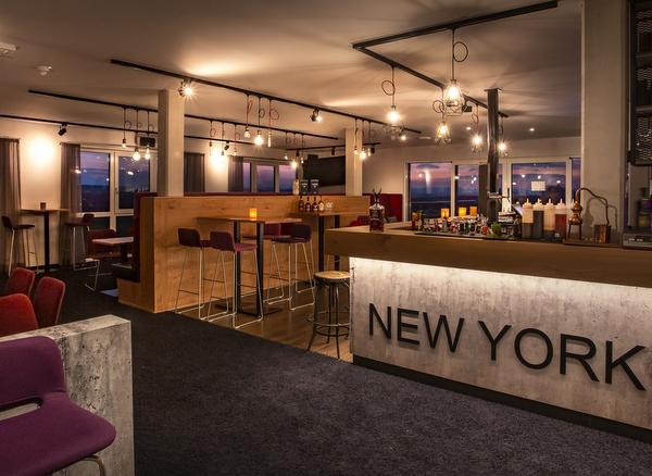 Sky Bar Einrichtung
