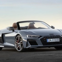 2019 erhält der Audi R8  Spyder ein Facelift