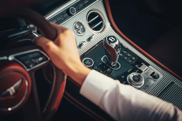 Bentley Continental GT Convertible 20