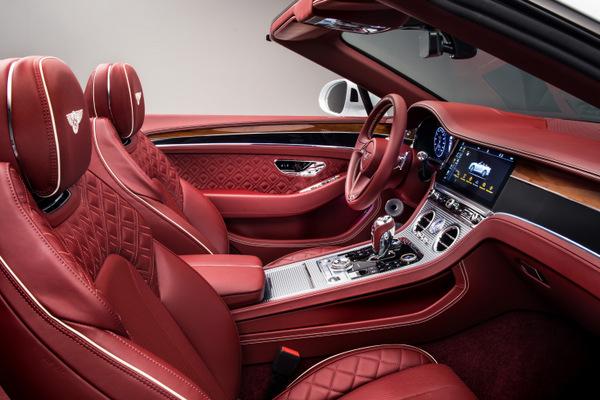 Bentley Continental GT Convertible 27