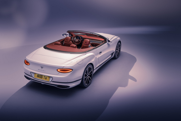 Bentley Continental GT Convertible 32