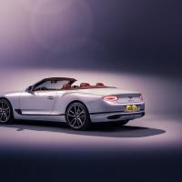 Neues Bentley Cabrio: Schon mal vom Sommer träumen