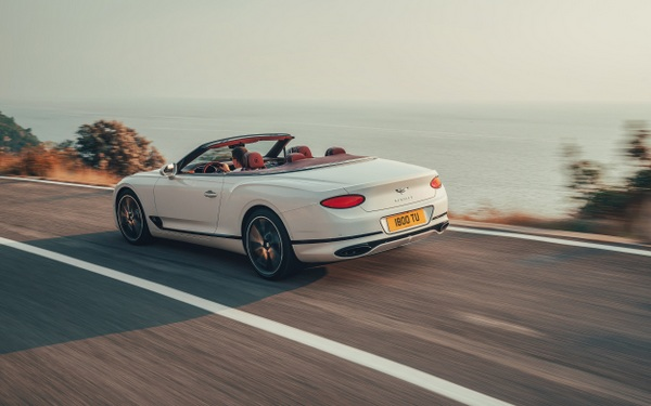 Bentley Continental GT Convertible 6
