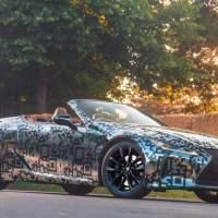 Offene Version des Lexus LC kommt in naher Zukunft