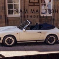 Citytour Stuttgart mit zwei 911er Cabrios