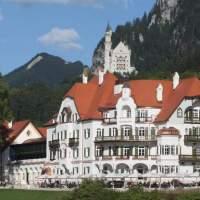 Lovely Moments beim bayerischen Märchenkönig