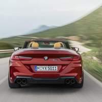 Das BMW M8 Cabrio kann 750 Newtonmeter in acht Gängen