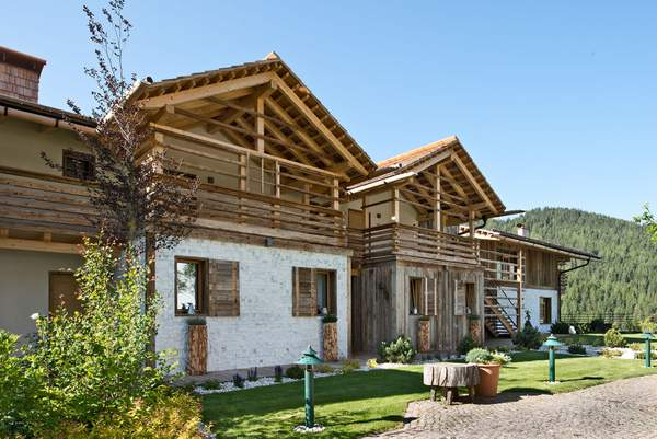 Hotel Fanes - Chalets 2 © Hotel Fanes