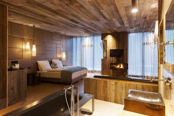 Hotel Fanes - Natura Loft 1 © Hotel Fanes
