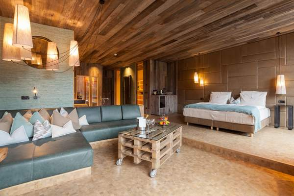 Hotel Fanes - Natura Loft 2 © Hotel Fanes