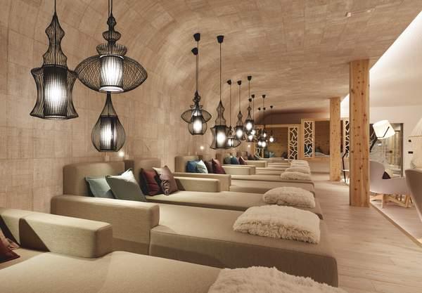 Hotel Fanes - Ruheraum 2 © Hotel Fanes
