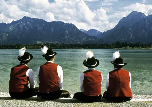 Füssen im Allgäu: Gelebte Tradition