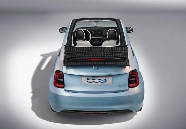 Fiat 500 La Prima.