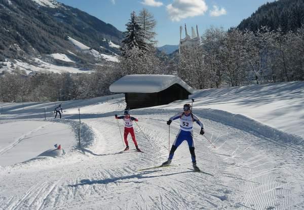 Biathlon-Ridnaun2, Hotel Schneeberg