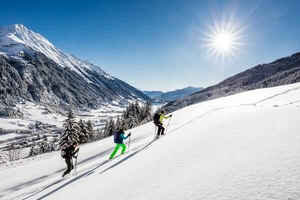 schneeberg-schneeschuhwandern
