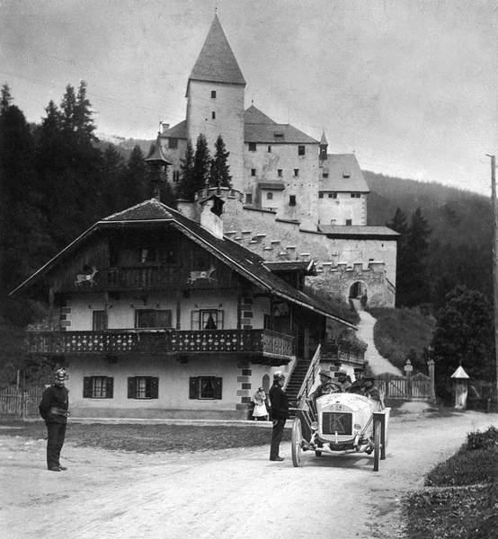110 Jahre Alpenfahrt: Laurin & Klement dominierte Anfang des 20. Jahrhunderts die anspruchsvollste Rallye der damaligen Zeit.