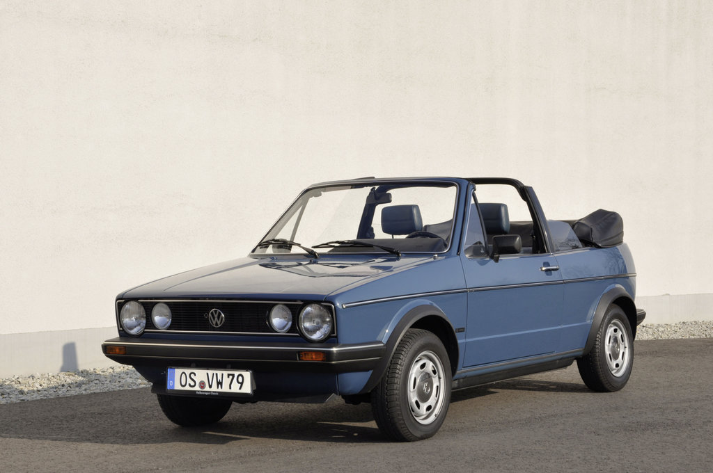 40 years of the fresh air generation: Volkswagen at the Bremen C