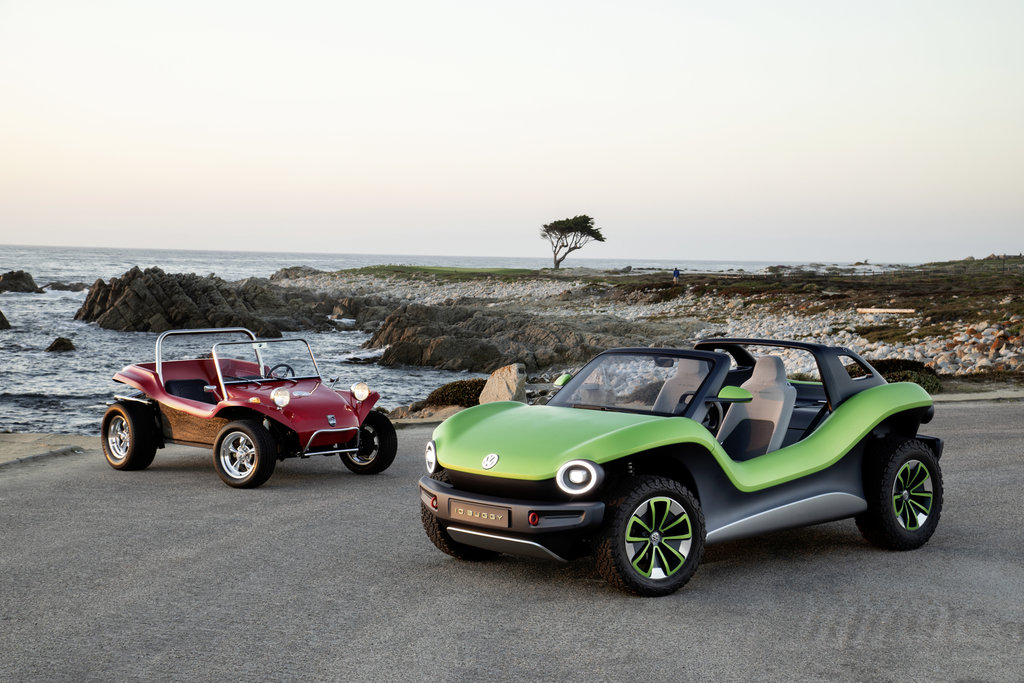 ID. BUGGY at Pebble Beach Concours D'Elegance
